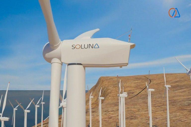 le parc éolien blockchain à dakhla